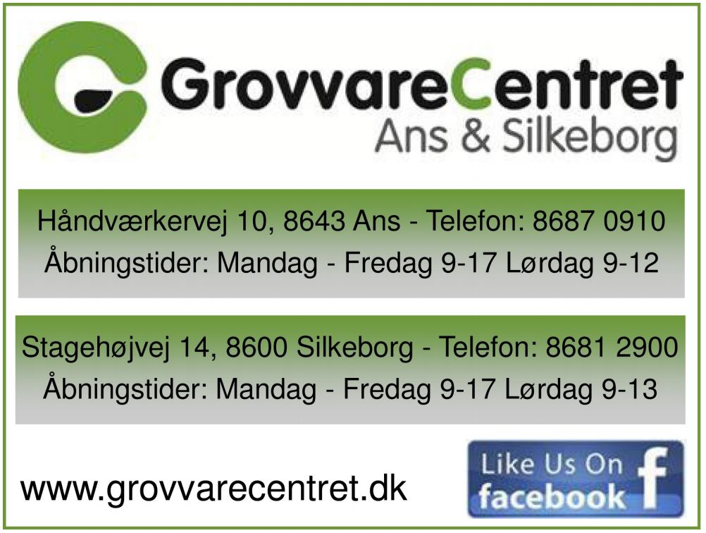 Grovvarecenter
